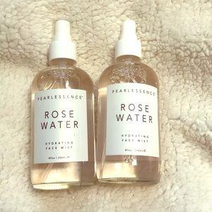 PEARLESSENCE ROSE WATER